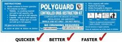 Polyguard ticks