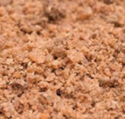 brown salt
